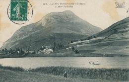 Lac De La Thuile Et Galoppaz  - Edit. E. REYNAUD à CHAMBERY - France