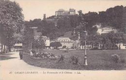 France Uriage Les Bains Les Promenades et le Chateau
