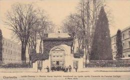 France Charleville Lycee Chanzy