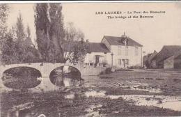 France Les Laumes Le Pont des Romains