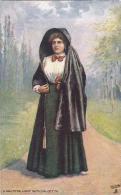 Malta Maltese Lady With Faldette Tucks - Malta