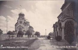 Bulgaria Sofia L'eglise St Al Nevsk - Bulgaria