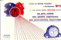 BUVARD SMI 21X14 BON ETAT VOIR SCAN - Buvards, Protège-cahiers Illustrés