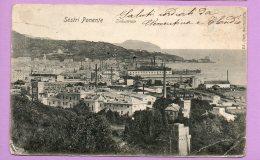Sestri Ponente - Industriale - Genova (Genua)