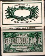 """PAPIER GOUDRON LA + AUTOMATIQUE - Papier à Rouler Les Cigarettes - """"neuf"""" - Non Classificati"""