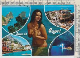 Nudi Nudo Culo Sedere Seni Femme - Nude Girl - Woman - Frau - Erotic - Erotik  CAPRI PIN UP - Nus Adultes (< 1960)