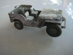 épave   Jeep Pas De Marque - Toy Memorabilia