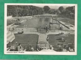 Luftkurort Eupen Waldbad 2 Scans (Bad Freibad Pool Turm Sprungbrett Piscine - Prov. Liège) - Eupen