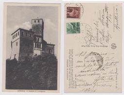 ARTEGNA ( UDINE )  CASTELLO DI SAVORGNAN - EDIZ. VIDONI - 1946 - Udine