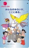 TARJETA DE JAPON DE MANGA  (COMICS-DIBUJOS) 110-202981 - BD