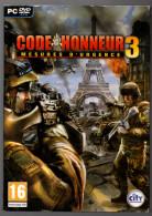 PC Code & Honneur 3 Mesures D'urgence - PC-Games