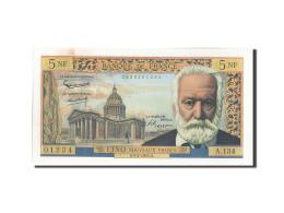 France, 5 Nouveaux Francs, 5 NF 1959-1965 ''Victor Hugo'', 1965, 1965-02-04,... - 5 NF 1959-1965 ''Victor Hugo''