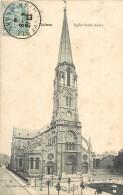 N-16 738 :  REIMS  EGLISE SAINT-ANDRE - Reims