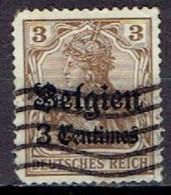 GERMANY #  BELGIAN FROM 1914 STAMPWORLD 1 - Zona Belga