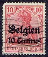 GERMANY #  BELGIAN FROM 1914 STAMPWORLD 3 - Zona Belga