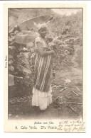 Cabo Verde - Mulher Com Filho - Cape Verde
