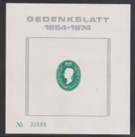 """Österrreich 1975: Gedenkblock """"Radnitzky-Gedenkblatt"""" (siehe Foto)      Zoom     Enlarge  Ähnlichen Artikel Verkaufen? - 1945-.... 2ème République"""