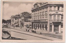 Postal Portugal - Aveiro - Centro Da Cidade (Ed. Artur Dos Reis) - CPA - Postcard - Aveiro