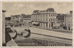Postal Portugal - Aveiro - O Centro Da Cidade - Real Photo - CPA - Postcard - Aveiro