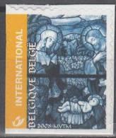 Belgique 2008 COB 3866A Neuf ** Cote (2016) 2.80 Euro Noël Vitrail Central De L´église De Bethléem - Ungebraucht
