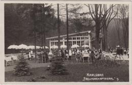 AK - Tschechien  - Karlsbad - Menschen Im Freundschaftssaal - 1931 - Tschechische Republik