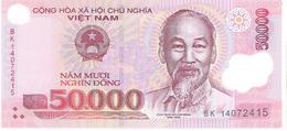 Vietnam - Pick 121 - 50.000 Dong 2014 - Unc - Viêt-Nam