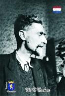 Carte Postale, Célébrités,  Netherlands, Famous Inhabitants Of  Leeuwarden, M C Escher - Autres