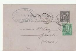-FR GS 1878 - 1876-1898 Sage (Type II)