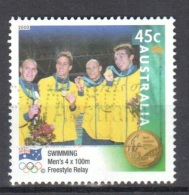 Australia 2000 - Gold Medal Winners - Mi.1974 - Used - Used Stamps