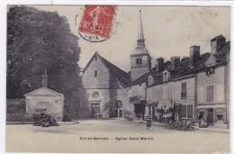 Haute-Marne - Arc-en-Barrois - église Saint-Martin - Arc En Barrois