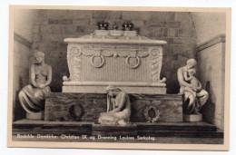 Danemark--ROSKILDE--Domkirke : Christian IX Ag Dronning Louises Sarkofag N° 1733 éd Flensborg - Danemark