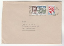 1967 FRANCE COVER Stamps 0.25 GASTON RAMON VETERINARY  0.05 - Covers & Documents
