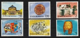 1988 - Anniver. De L Histoire Roumaine Mi 4518/4523 Et Yv 3821/3826 MNH - 1948-.... Republiken