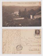 BELLEGRA ( ROMA ) RITIRO SAN FRANCESCO - PANORAMA - EDIZ. GARIONI - 1931 - Italia