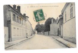 (10236-28) Anet - La Gendarmerie - Rue De La Pompe - Anet