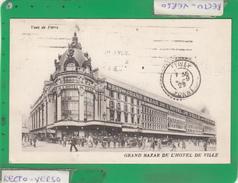 PARIS GRAND BAZAR DE L'HOTEL DE VILLE - Francia