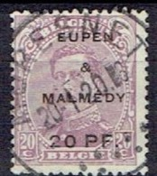 GERMANY #  BELGIAN OCCUPATION OF GERMANY FROM 1920 STANLEY GIBBONS 21 - Zone Belge