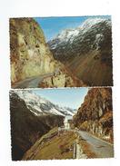 38 Lot 4 CPM Oisans Route De La Berarde Neuves TBE - Non Classés