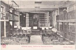 10. ESTISSAC. Intérieur De L'Etablissement Fortier - France