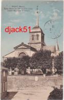51 - POGNY (Marne) - Eglise Datant Des XIIe Et XVIe Siècles. Classée Monument Histirique - 1928 - Frankreich