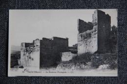 TAZA - Le Bastion Portugais - Maroc