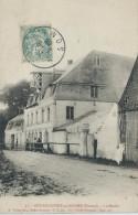 80,Somme,BETHANCOURT-Sur-SOMME 117 Habitants, Le Moulin,Personnages, Scan Recto-Verso - Autres Communes
