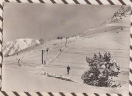 6AI3467 BAREGES -- Le Monte-Pente De La Piquette  2 SCANS - France