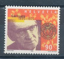 Suisse N°1624** Carl Lutz - Neufs