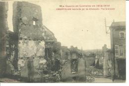 51740   La Grande Guerre 14/18  Gerbeviller - Weltkrieg 1914-18
