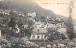 SERE  Pres Luz Saint Sauveur - France