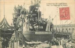 06 - CARNAVAL DE NICE XXXV -  CHAR : LES VAUDEVILLES DE L'OPIUM - Carnaval