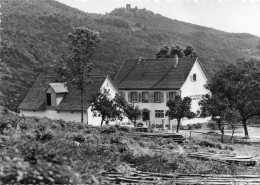 CPSM - BARR (67) - Au Hungerplatz , La Maison Forestière-Auberge Et Terrain De Camping  Dans Les Années 50 / 60 - Barr