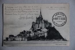 MONT-ST-MICHEL (MANCHE), Vue Générale Coté Nord-Est - Le Mont Saint Michel