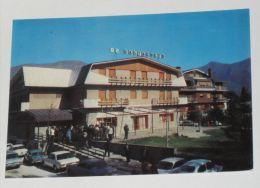 RIETI - Amatrice - Albergo Ristorante Bar Il Castagneto - Auto - 1985 - Rieti